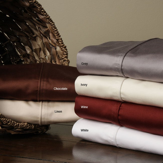 Egyptian Cotton 500 Thread Count Duvet Cover Set