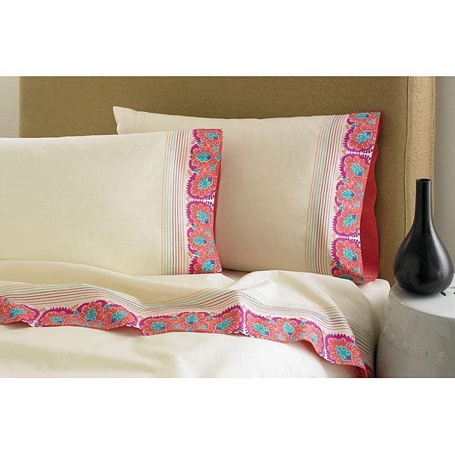 Tracy Reese Almost Famous 300 Thread Count Sheet Set