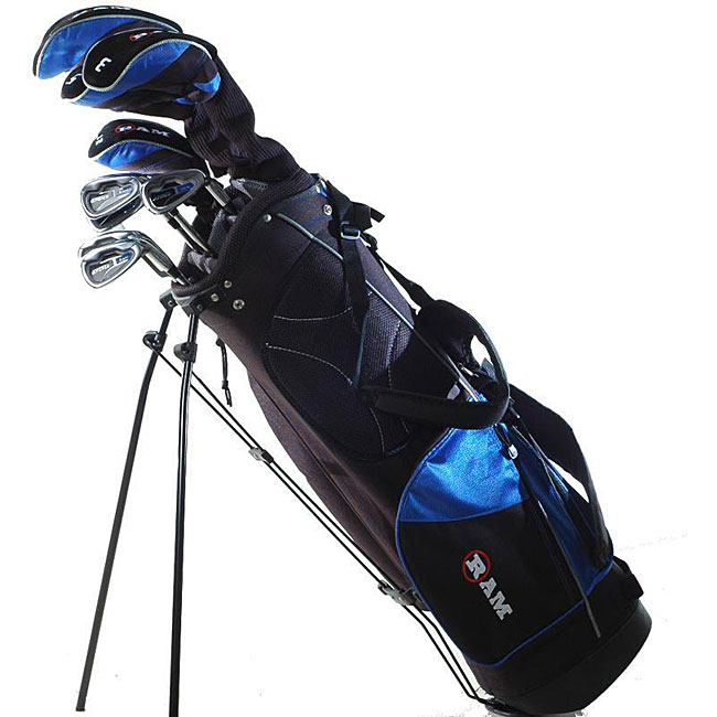 Ram G-Force Men's 16-piece Complete Golf Club Set  (Refurbished)