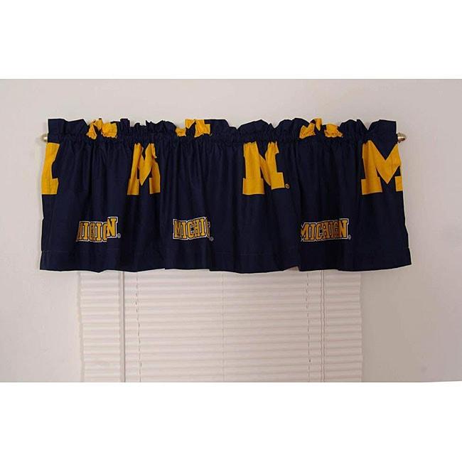 Michigan Curtain Valance
