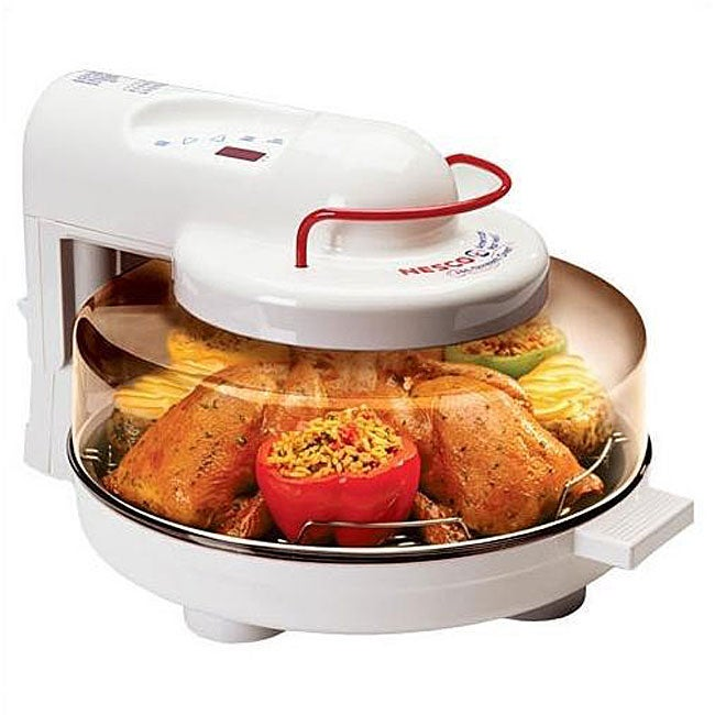 Nesco Countertop Oven : Nesco JS-4000TW American Harvest Jet Stream Oven - Free Shipping Today ...