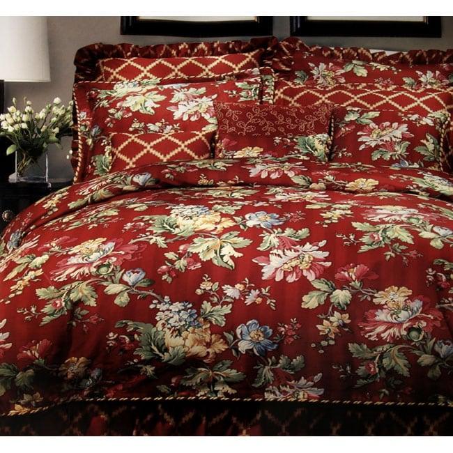 Cassandra Luxury 4-piece Comforter Set
