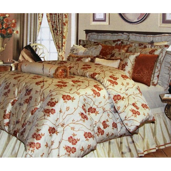 Turendot Luxury 4-piece Comforter Set