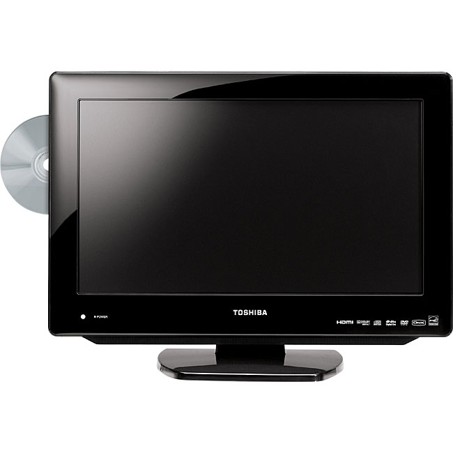 Shop Toshiba 19lv61k 19 Inch 720p Lcd Hdtvdvd Player Refurbished