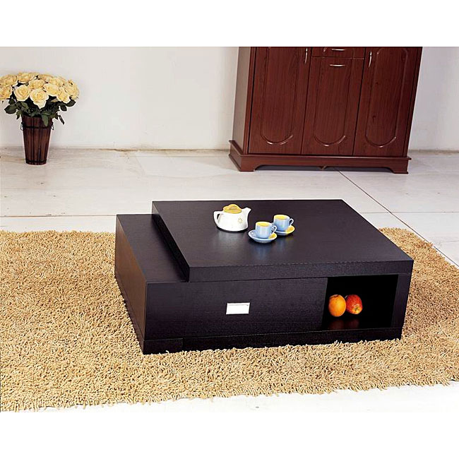 Extended Coffee Table