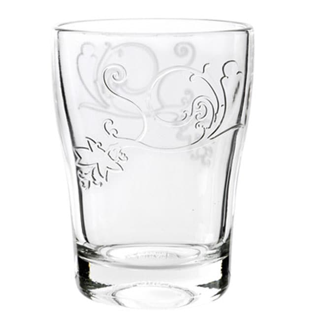 La Rochere Petit Palais Clear Tumblers (Set of 6)