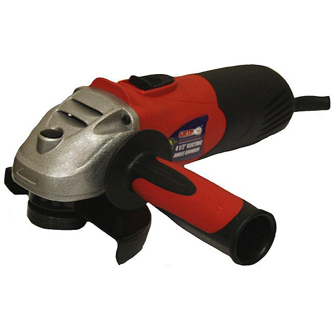 Grip 4.5-inch Electric Angle Grinder