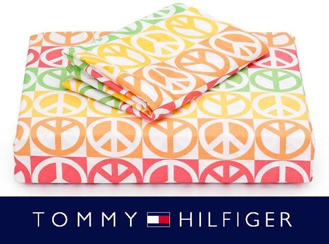 Tommy Hilfiger Woodstock 3-piece Sheet Set (Twin/Twin-XL)