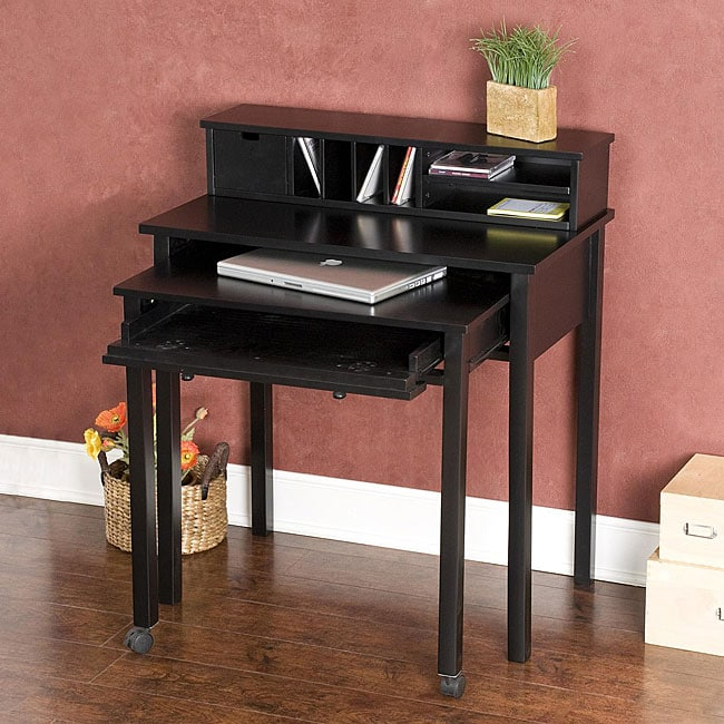 Rollout Black Nesting Desk Free Shipping Today