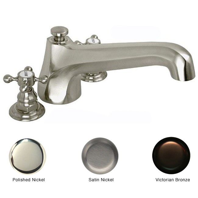 Roman Bathtub Tub Filler Faucet