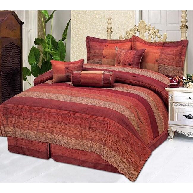 Sante Fe 7-piece Comforter Set