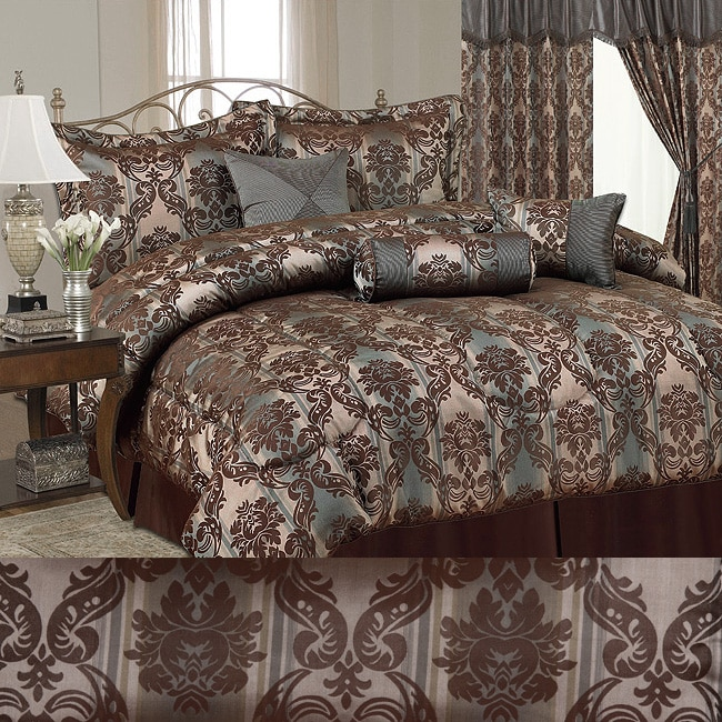 St. Thomas 7-piece Comforter Set