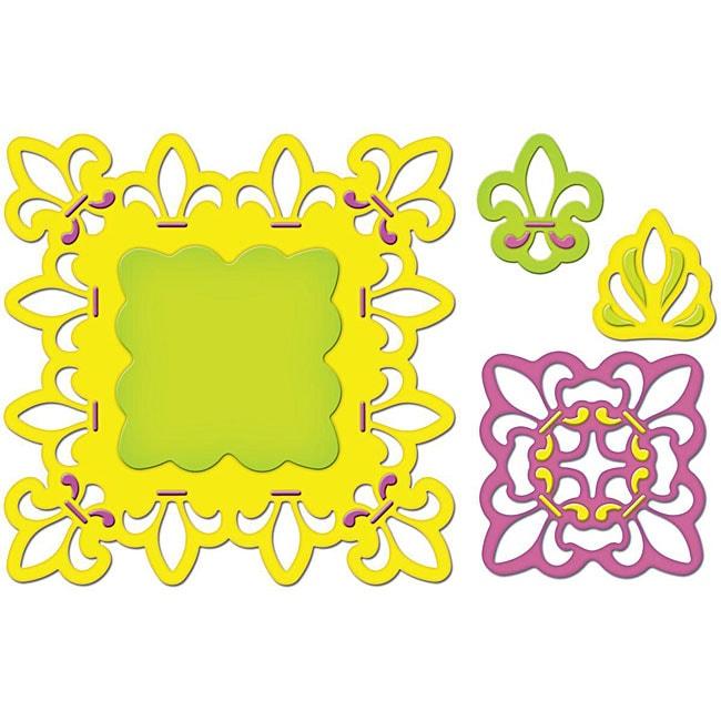 Spellbinders 'Fleur de Lis' Pendants Dies