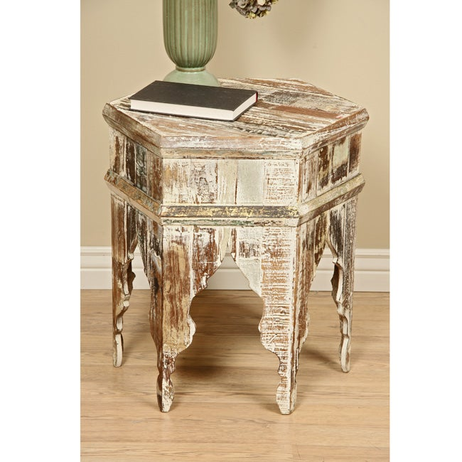 Ogee Arch Side Table (India)