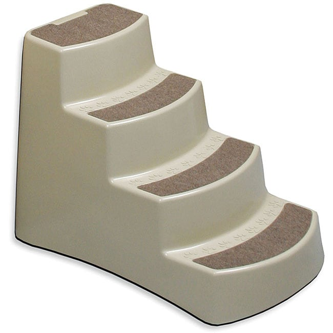 Petmate Carpeted 20 Inch Pet Steps