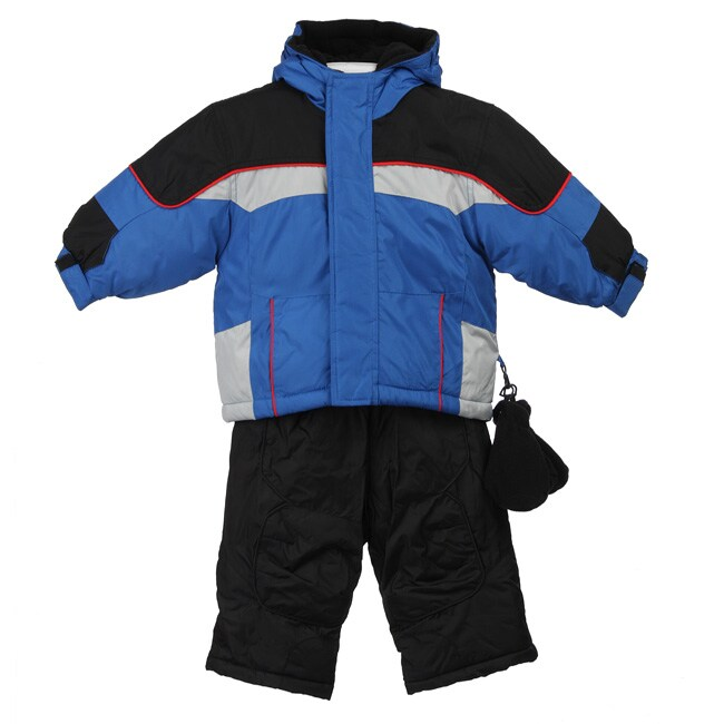 Shop Rothschild Infant Boys Snowsuit Set Free Shipping