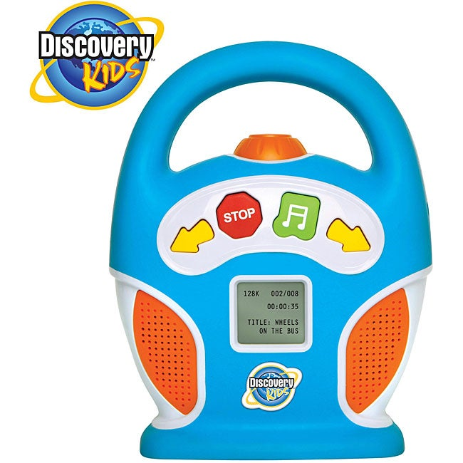 Toys for Tots: Discovery Kids 256 Kids MP3 Player
