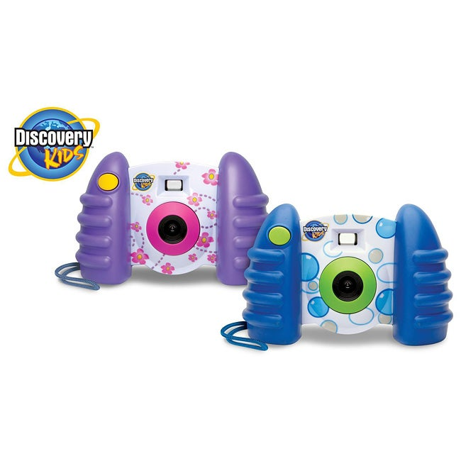 Toys for Tots: Discovery Kids Digital Photo Video Camera