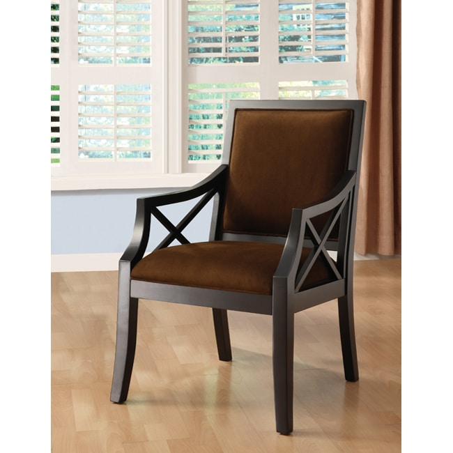 Seville Square Back Chair Cioccolato