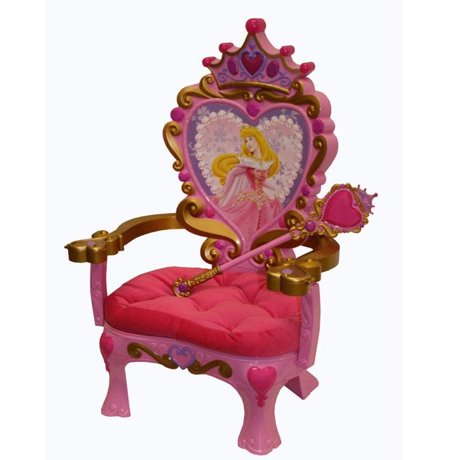 Disney Princess Magical Talking Throne Play Set Free