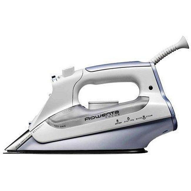 Rowenta DZ5080 Focus Stainless Steel 1700-watt Iron (Refurbished)