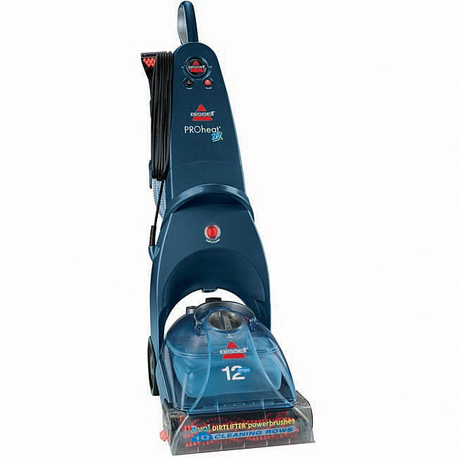 Bissell 9200 Proheat 2x Upright Deep Cleaner Free Shipping Today Overstock Com 12321340