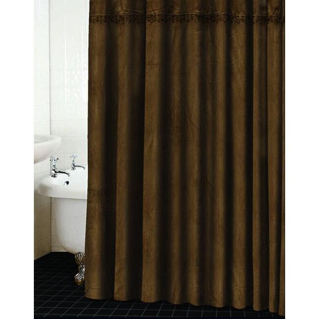 Mata Hari Bronze Shower Curtain Free Shipping On Orders Over 45 4354123