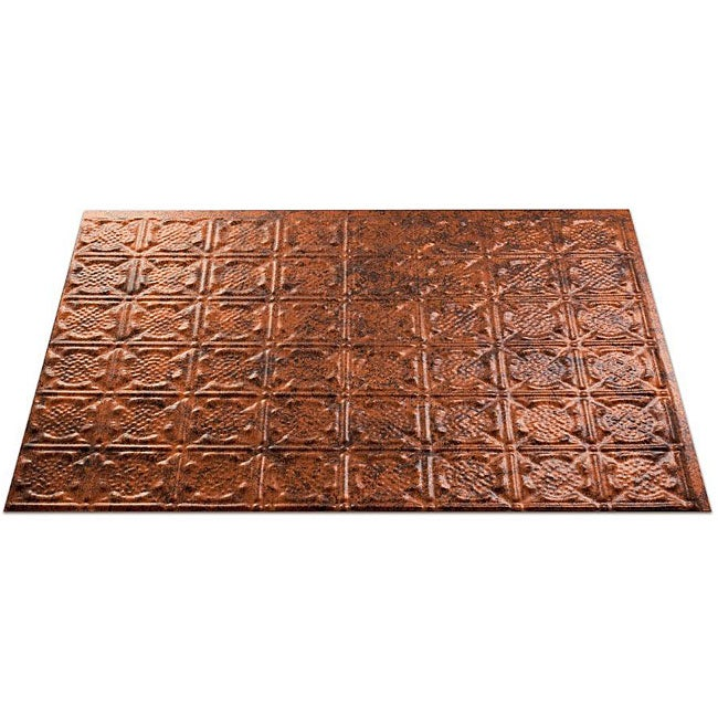 fasade moonstone copper backsplash panels set of 4