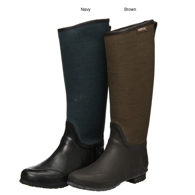 Hunter Women's 'Lady N' Tall Rain Boots - Free Shipping Today ...
