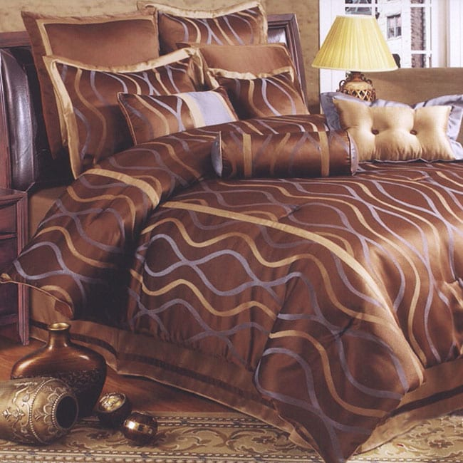 Hourglass 7-piece Comforter Set