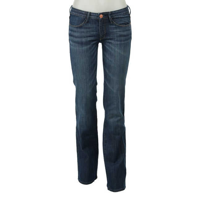 Earnest Sewn Women&39s Slight Bootcut Jeans - Free Shipping Today