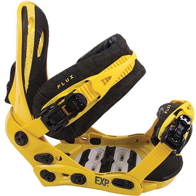 Shop Flux Exp Men's Snowboard Bindings (Size 9-12)