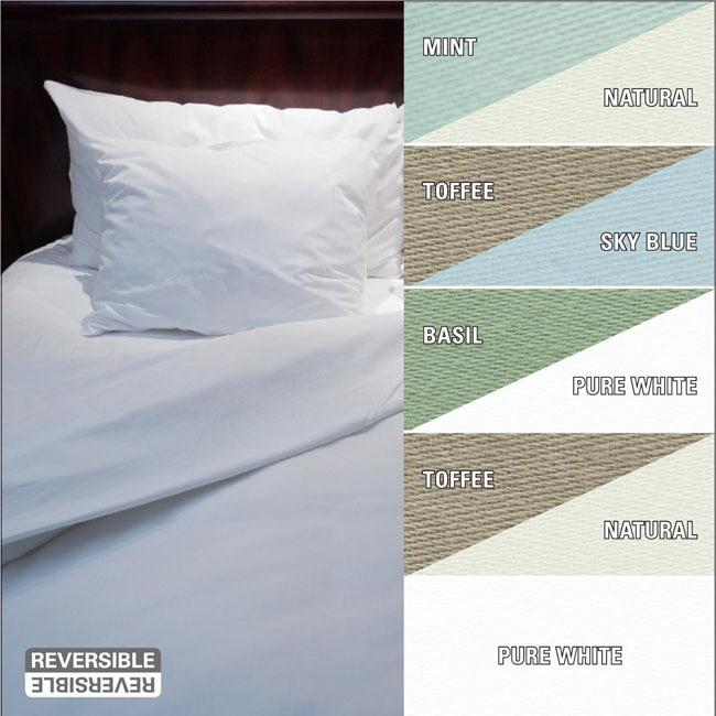 Pure Fiber Organic Combed Cotton King-size Duvet Cover