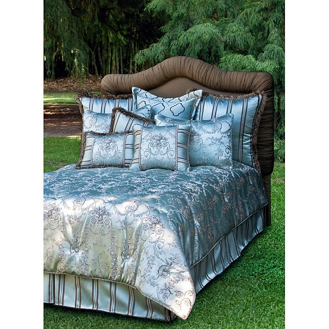 Sherry Kline La Toile' 4-piece Comforter Set
