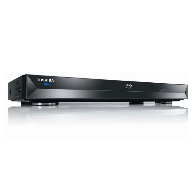 Toshiba BDX2000 1080p Blu-ray Disc Player