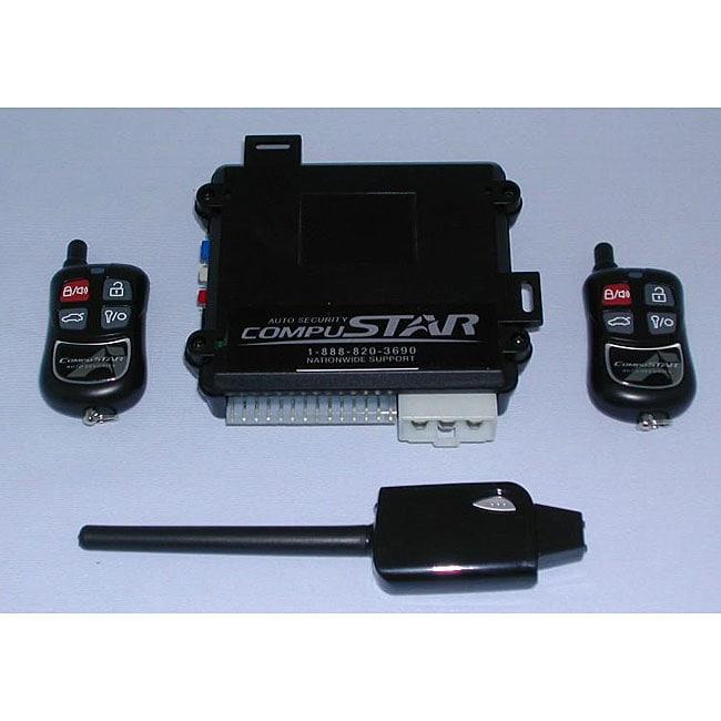 Compustar 1wam as 1 way car alarm and remote starter 12334599