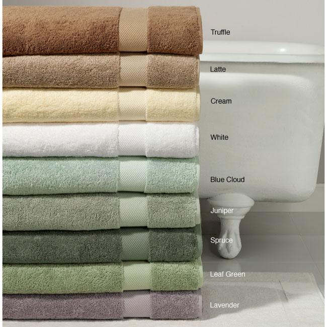 Luxury 800-Gram Egyptian Cotton Towels 6-piece Set