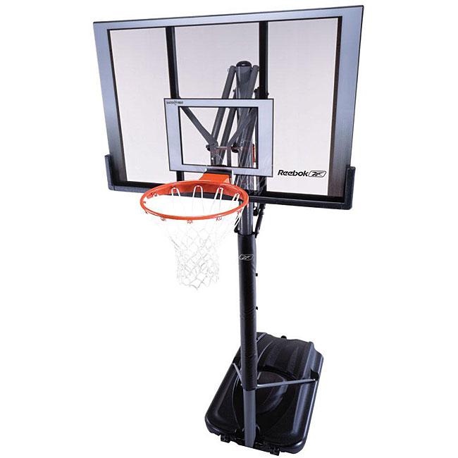 Reebok 52-inch Portable Basketball System - Free Shipping ...