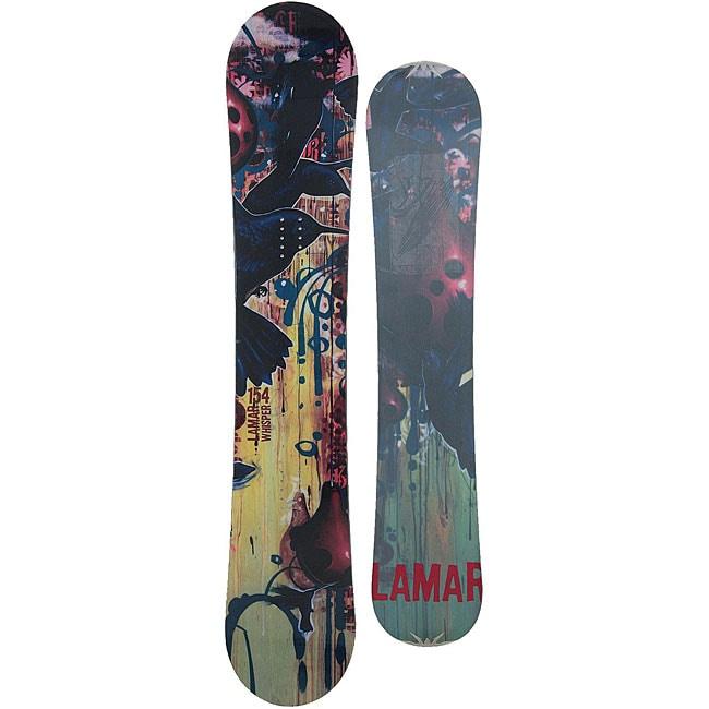 Lamar Women's 'Whisper' 154 cm Snowboard