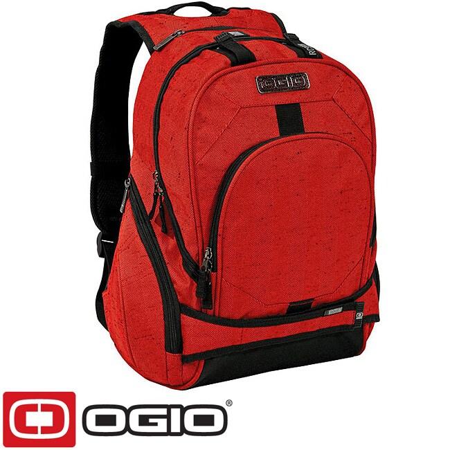 OGIO Godfather Red Skate Backpack