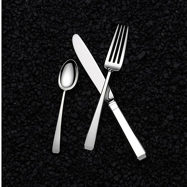 Towle Craftsman 46-piece Dinner-size Sterling Silver Flatware Set