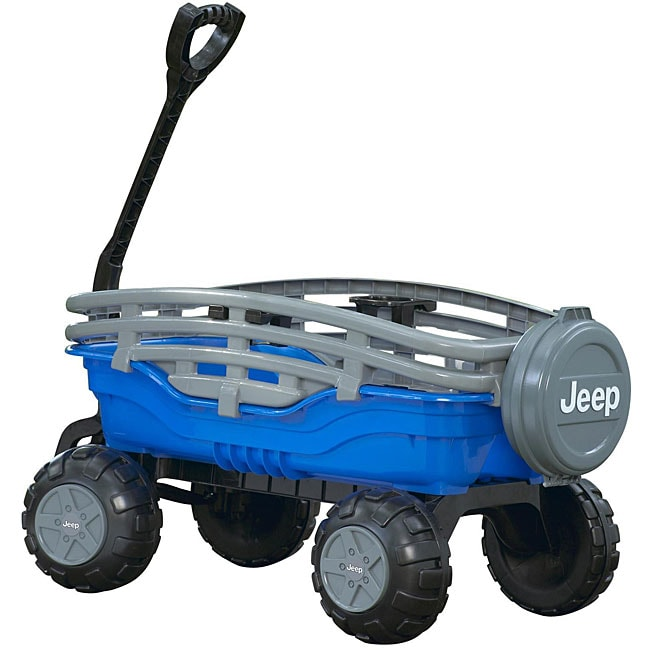 Shop American Plastic Toys Plastic Toy Jeep Wagon Free Shipping