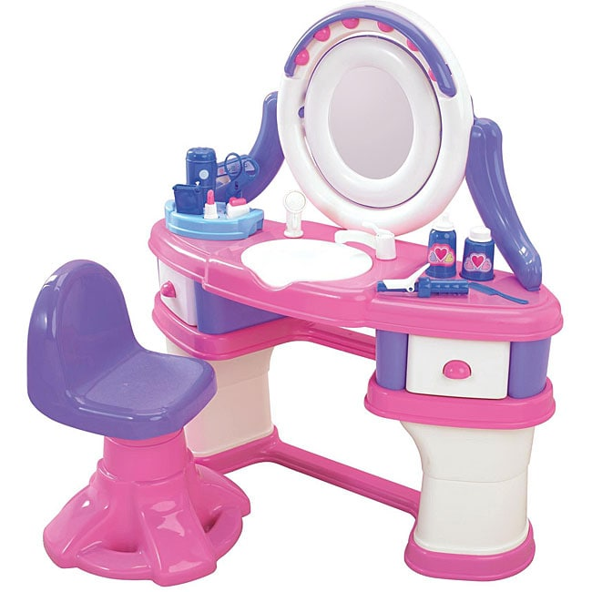 American Plastic Toy Beauty Salon - Thumbnail 0