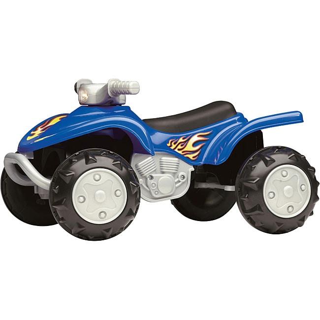 American Plastic Toy ATV  Quad Rider