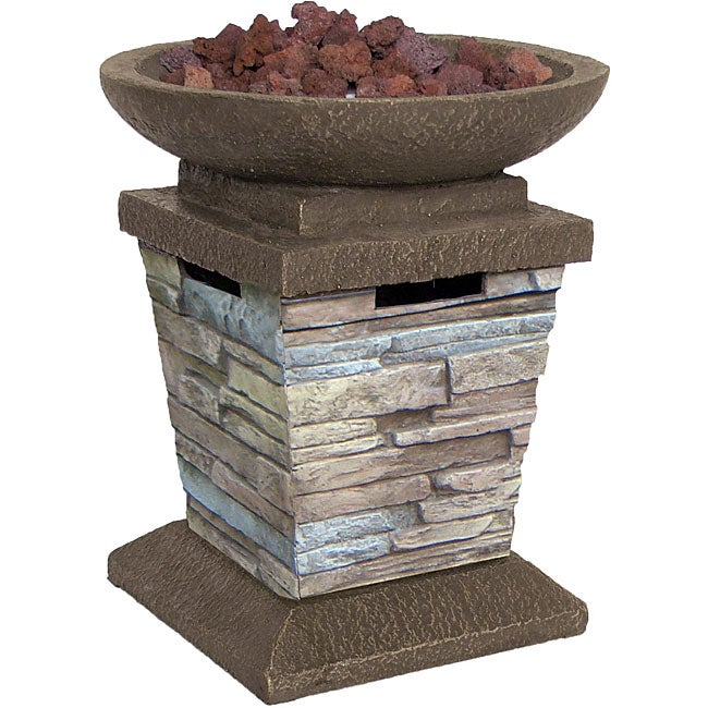 Newcastle Tabletop Firebowl Heater