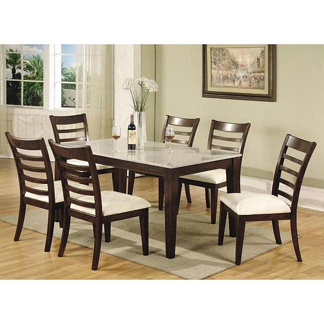 whitney 7 piece dining room set free shipping today
