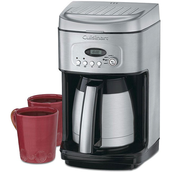 Shop Cuisinart Dcc 2400 Brew Central 12 Cup Thermal Carafe Coffee