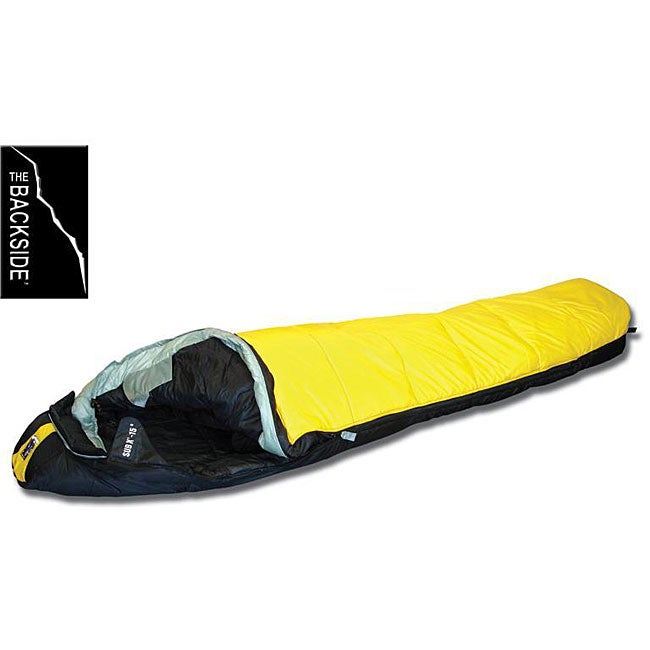 Backside -15-degree Mummy-style Sleeping Bag - Thumbnail 0