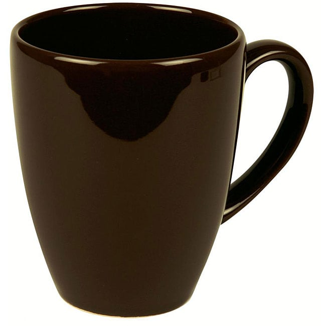Waechtersbach Chocolate Caffelatte Cups (Set of 4)