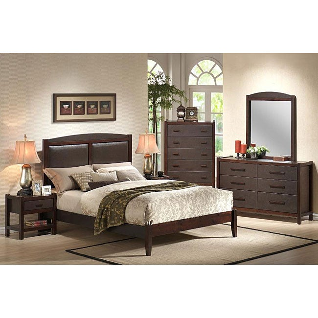 the electra glide 5 piece bedroom furniture set free shipping today